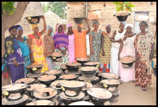 Projet de croissance renforcée Vente de foyers améliorés dans les régions de Louga, Kédougou, Matam, Thiès et Tambacounda