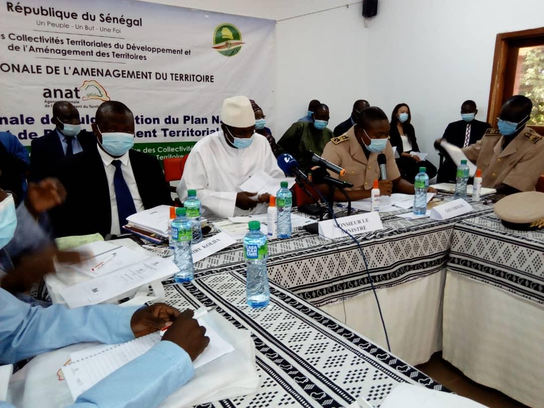Plan National d'Amenagement et de Developpement Territorial(PNADT)