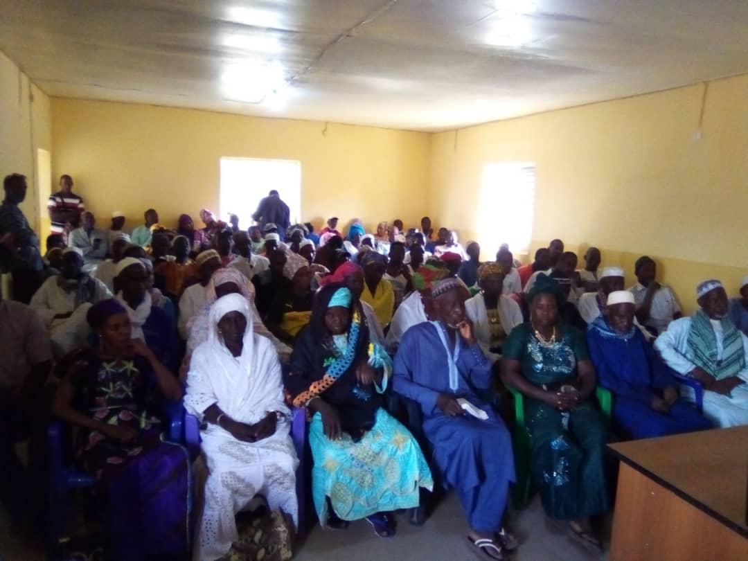 débat d'orientation budgétaire de la commune de Bandafassi